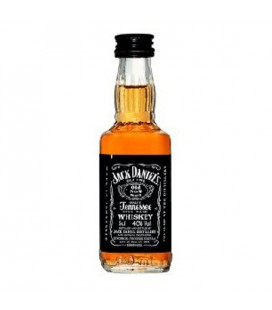 Mini Whisky Jack Daniels 40% 0,05l