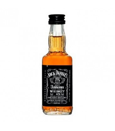 Mini Whisky Jack Daniels 40% 0,05l