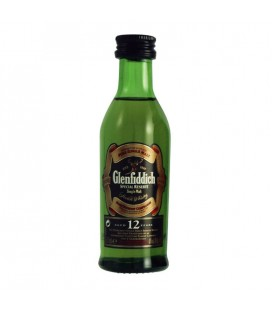 Mini Whisky Glenfiddich 12r. 40% 0,05l
