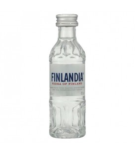 Mini Vodka Finlandia 40% 0,05l