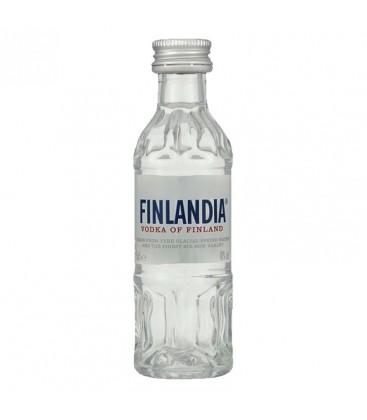 Mini Vodka Finlandia 40% 0,05l