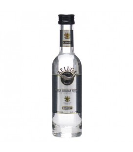 Mini Vodka Beluga 40% 0,05l