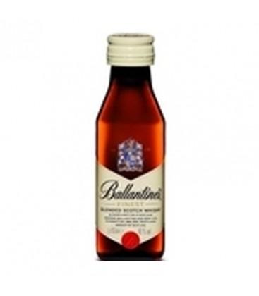 Mini Ballantine's 40% 0,05l