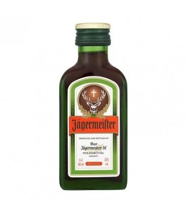 Mini Likér Jägermeister 35% 0,04L