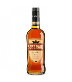 Brandy Soberano 36% 0,7l