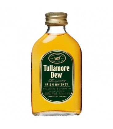 Mini Whisky Tullamore Dew 40% 0,05l
