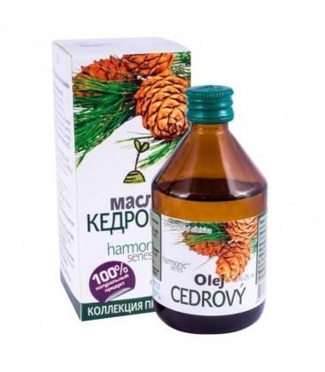 100% Cédrový olej z altajských orieškov 50 ml