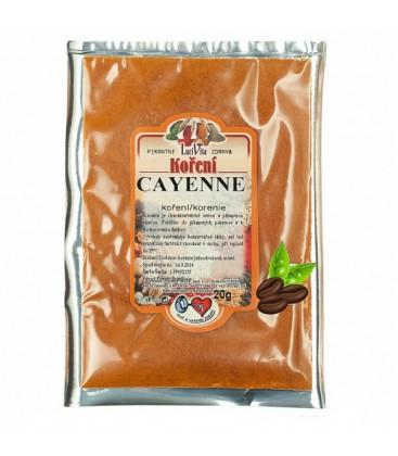 Cayenské korenie 20g