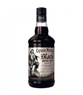 Rum Capt Morgan Black Spiced 40%-1l