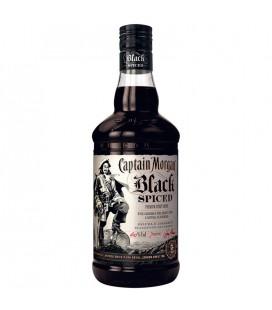 Rum Capt Morgan Black Spiced 40%-1l