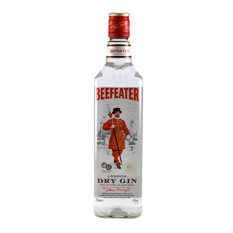Gin Beefeater London 40% 0,7l