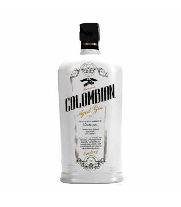 Gin Dictador Premium Colombiana Aged Ortodoxy White 43% 0,7l