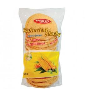 VEPY Placky kukuričné 100g