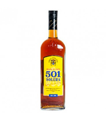 Brandy 501 Solera 36% 0,7l