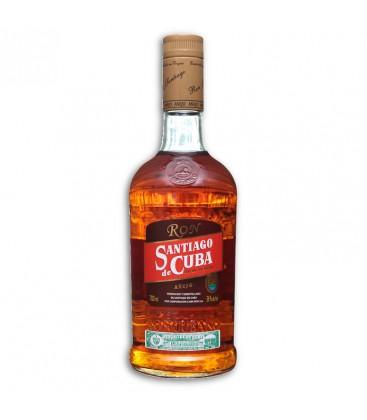 Rum Santiago de Cuba Anejo 38% 0,7l