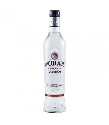 Vodka Nicolaus extra jemná 38% 0,7l