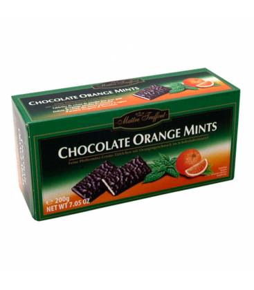GU Dezert Chocolate Orange Mints 200