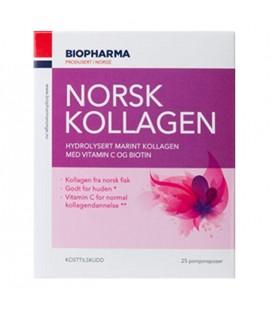 Biopharma Nórsky kolagén 25 x 5 g