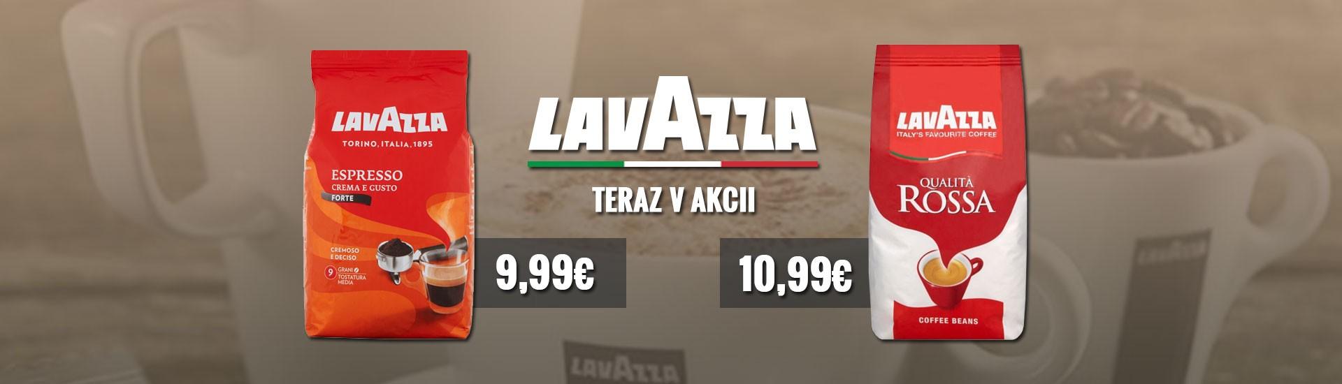 Lavazza Qualita Rossa, zrnková káva, 40% Arabica, 60% Robusta - 1kg